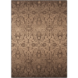 Chelsea 5' x 8' Area Rug - Chocolate