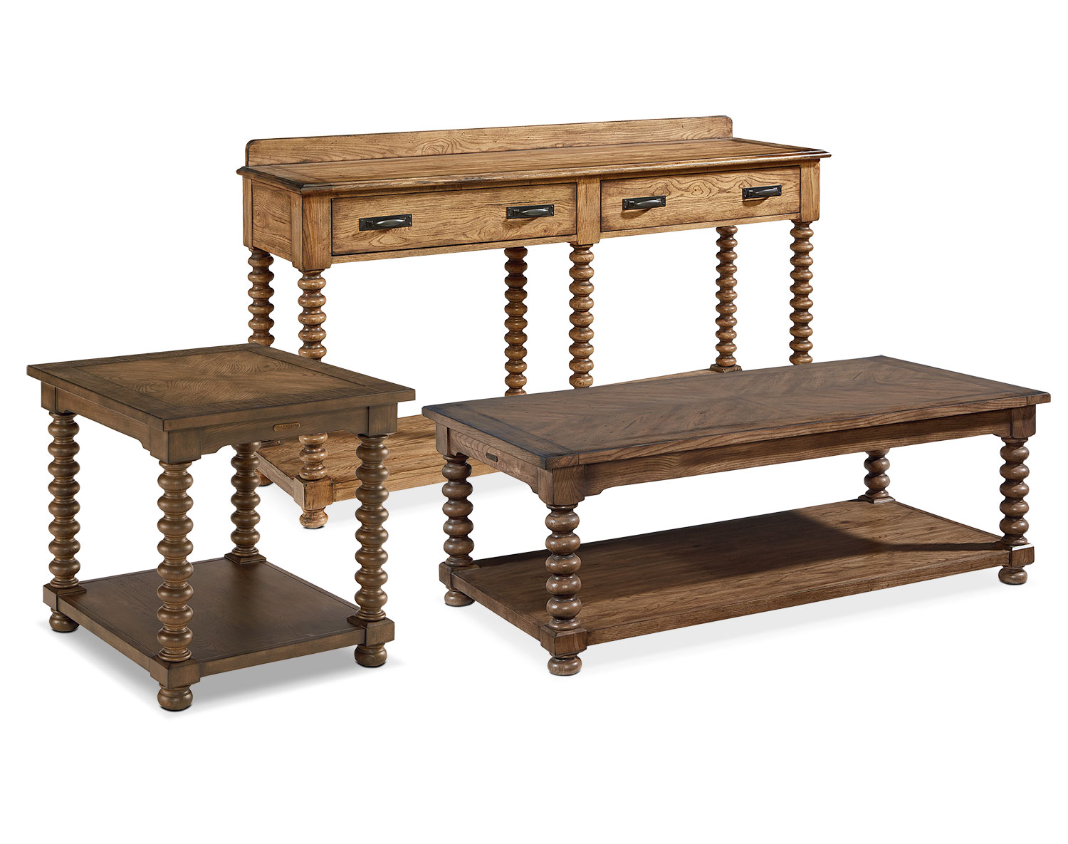 The Traditional Occasional Table Collection