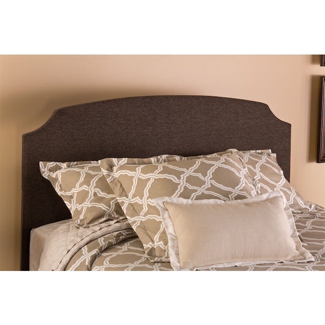 Bedroom Furniture - Lawler Queen Headboard - Black