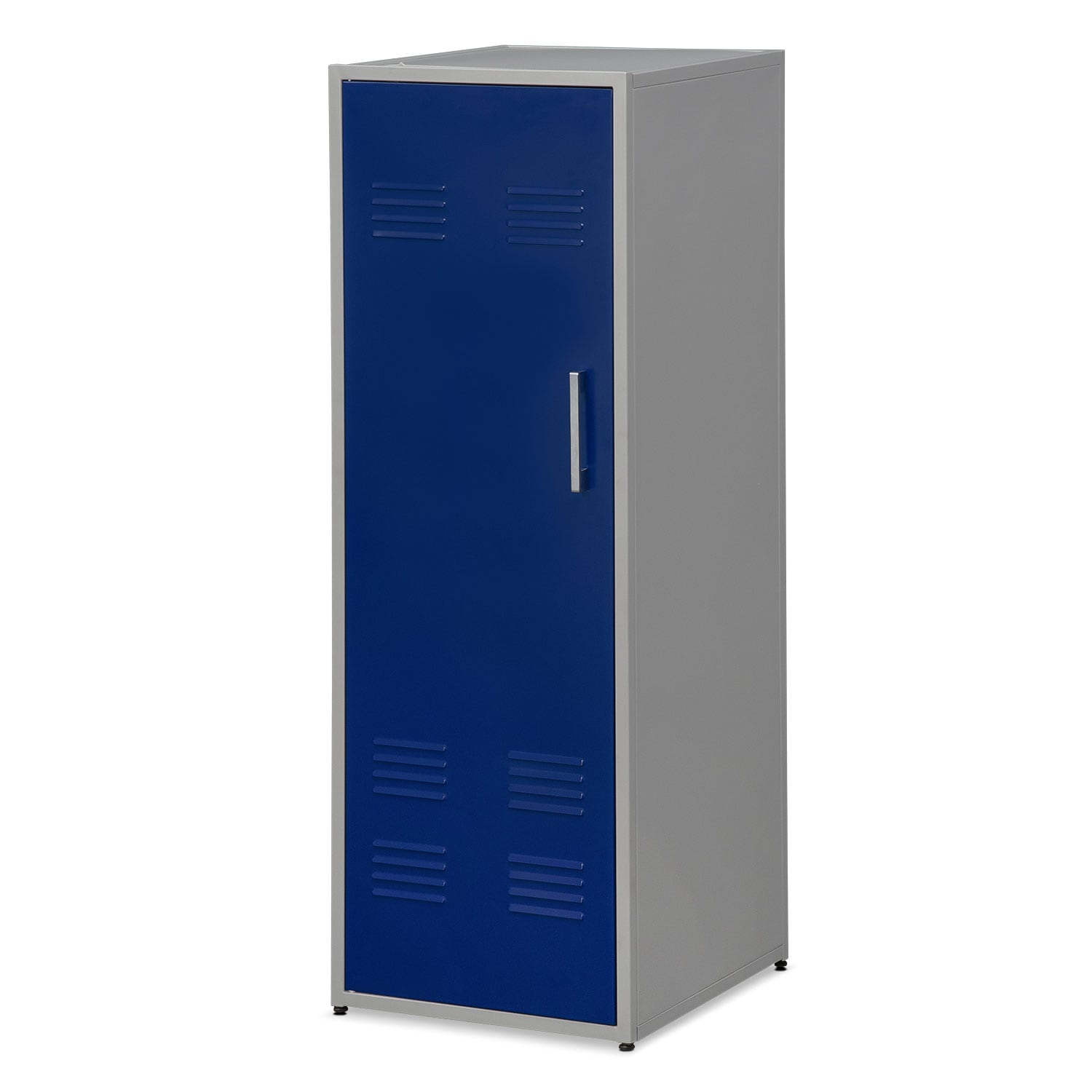 "Kids Furniture - Samba Youth 51"" Locker - Blue"