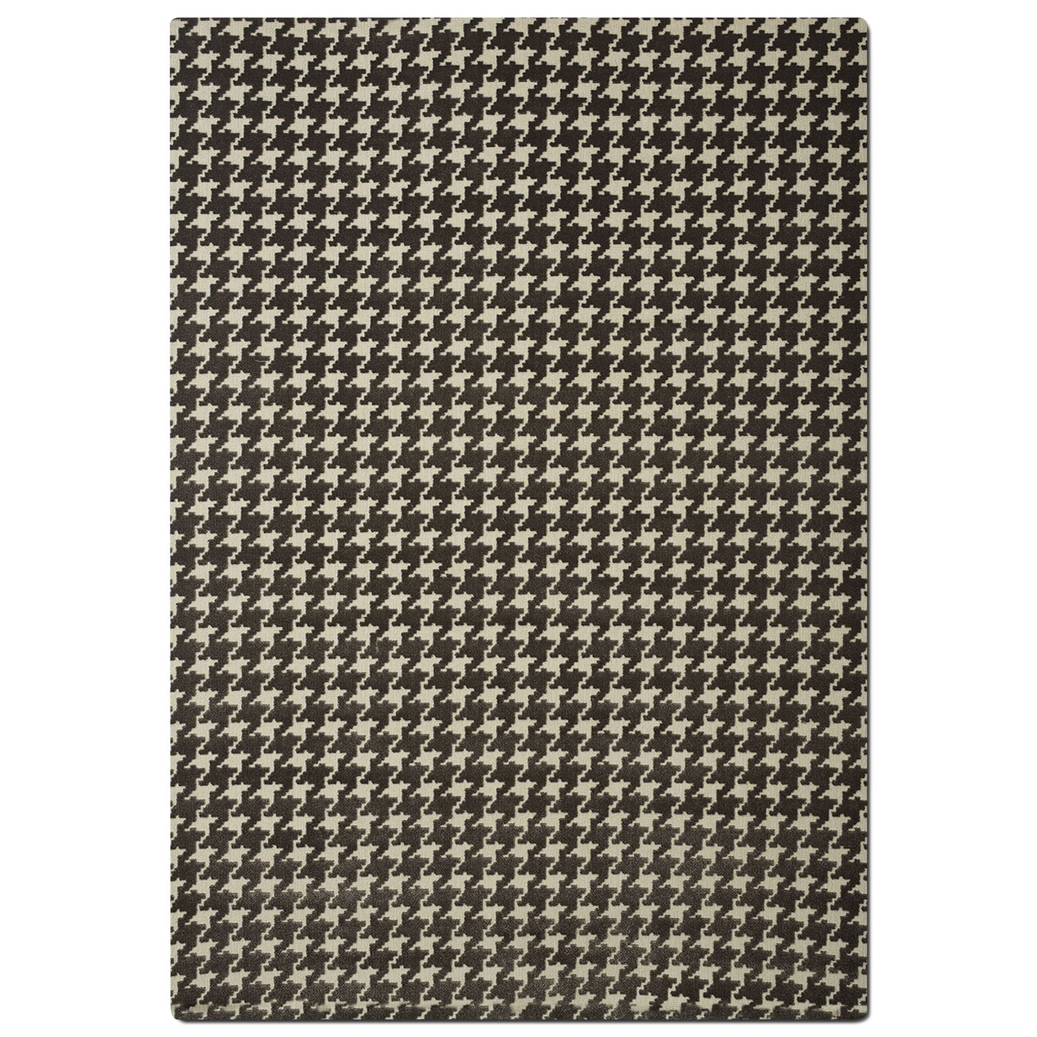 Metro 5' x 8' Area Rug - Gray and Ivory