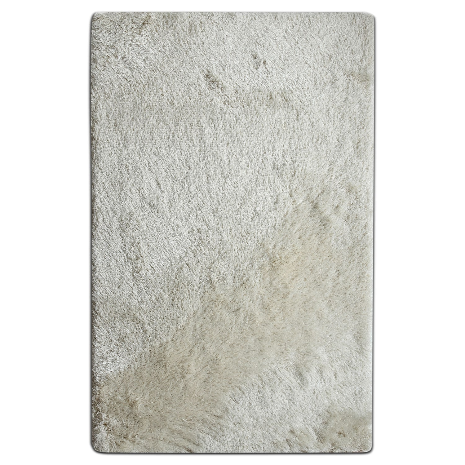 Luxe 5' x 8' Area Rug - Ivory