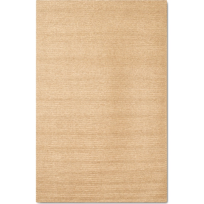 Rugs - Pixley 8' x 10' Area Rug - Tan