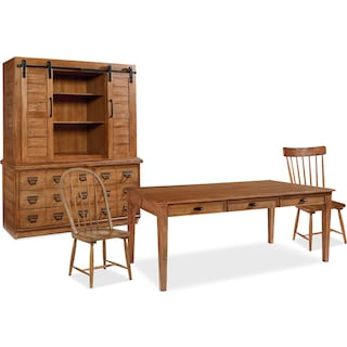 The Farmhouse Dining Collection - Bench