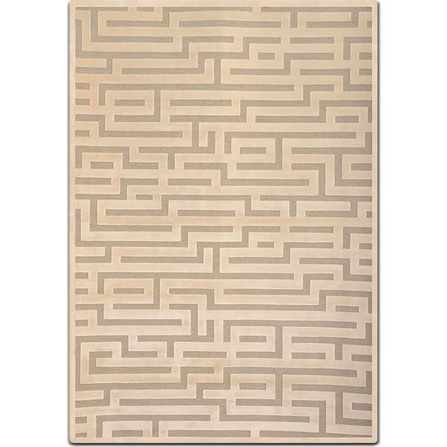 Rugs - Napa 8' x 10' Area Rug - Ivory