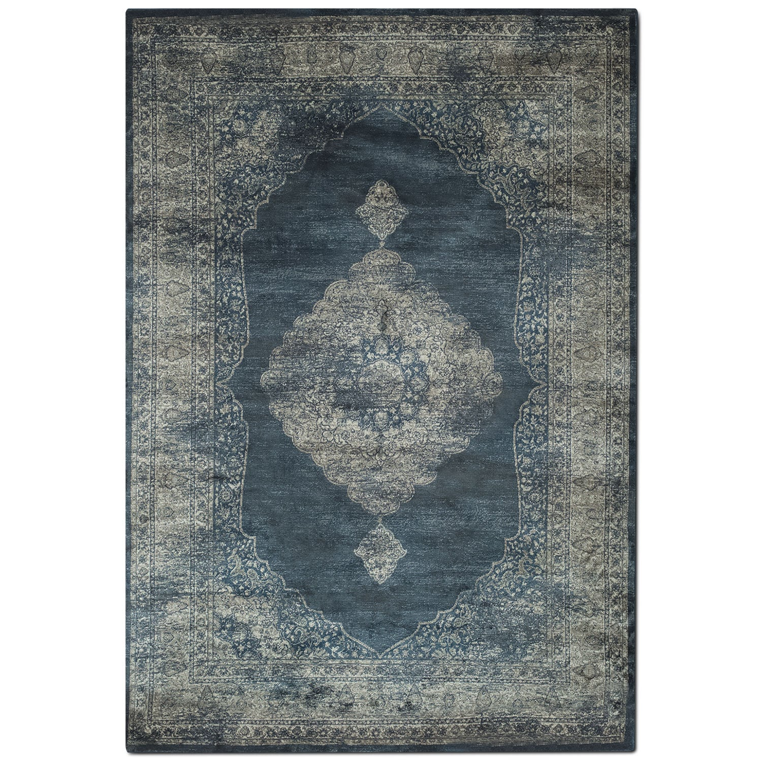 Sonoma 5 X 8 Area Rug Beige And Gray American