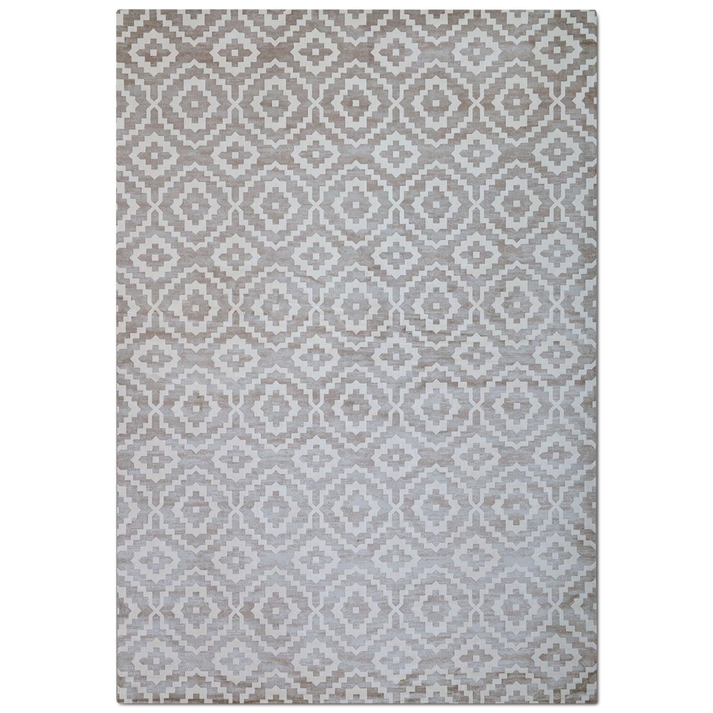 Sonoma 5' x 8' Area Rug - Silver