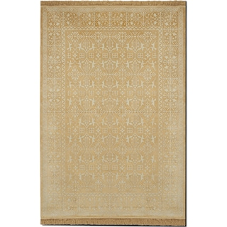 Sonoma 8' x 10' Area Rug - Yellow and White