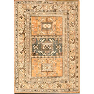 Sonoma 5' x 8' Area Rug - Aqua and Copper