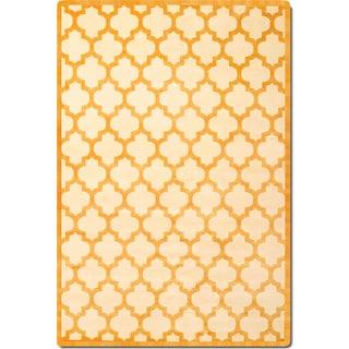 Sonoma 5' x 8' Area Rug - Tangerine