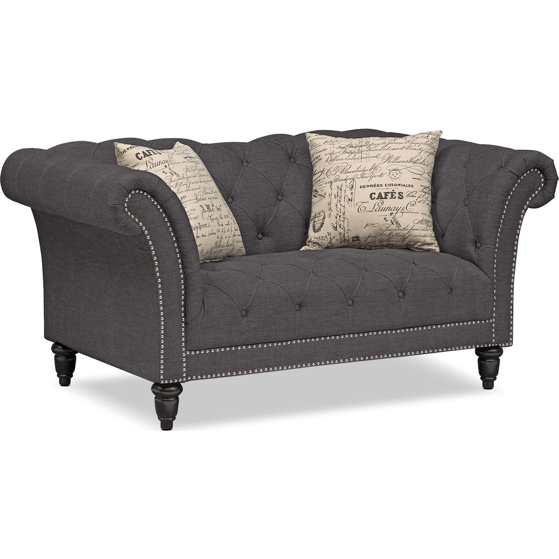 Marisol Sofa Loveseat And Chaise American Signature Furniture