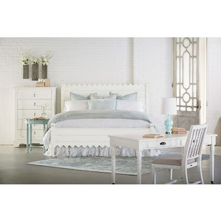 The Farmhouse Bed Collection