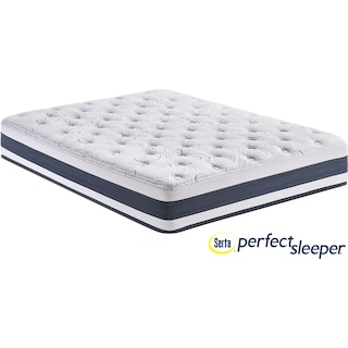 Shadow Falls Plush Queen Mattress