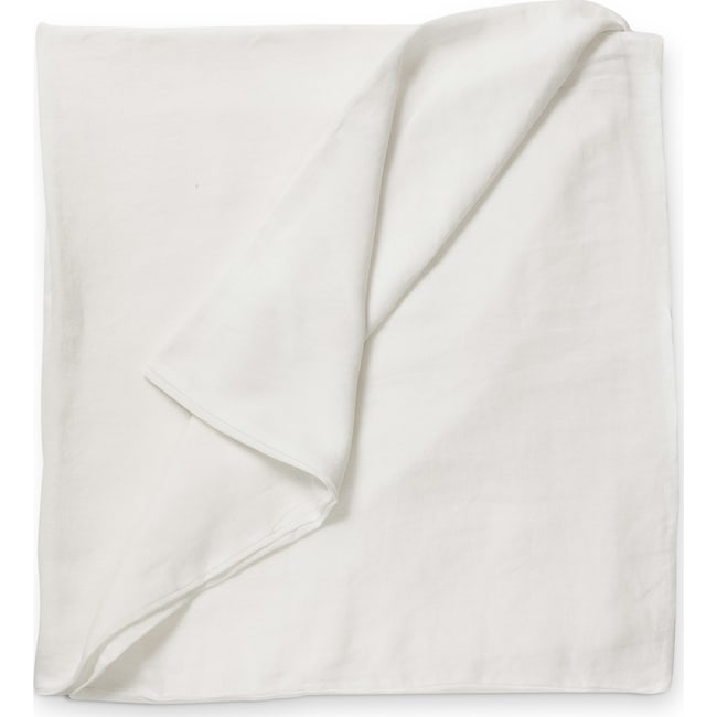 Accent and Occasional Furniture - Damara King Duvet - White