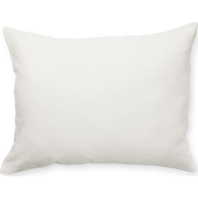 Accent and Occasional Furniture - Damara Queen Sham - White