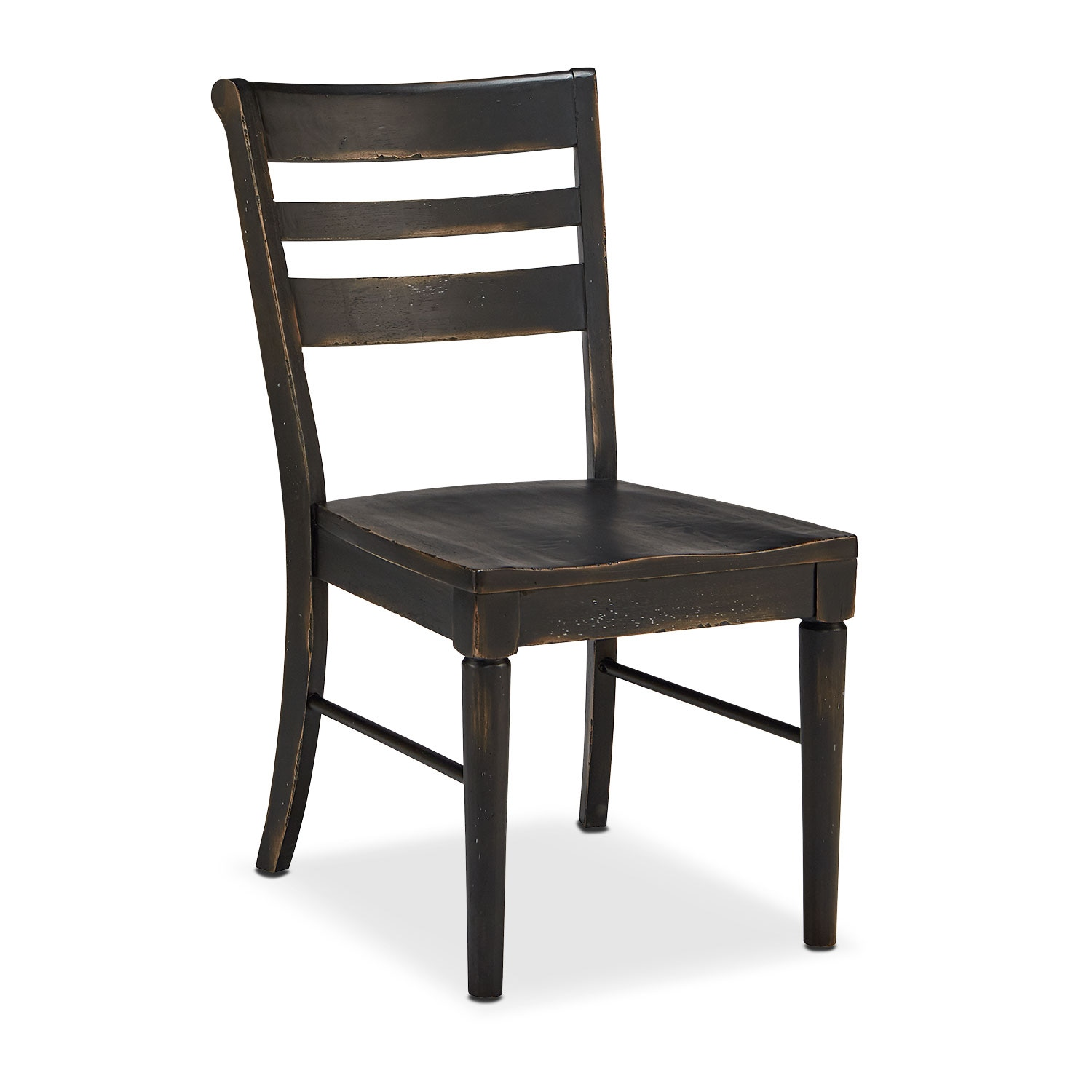 Kempton Slat Back Chair - Chimney