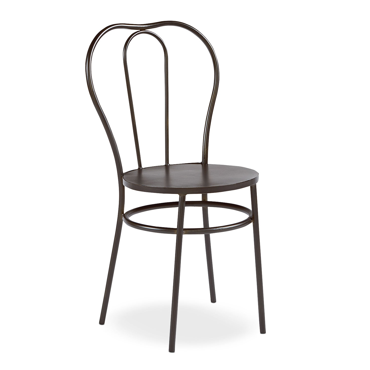 Dining Room Furniture - Bistro Chair - Blackened Bronze