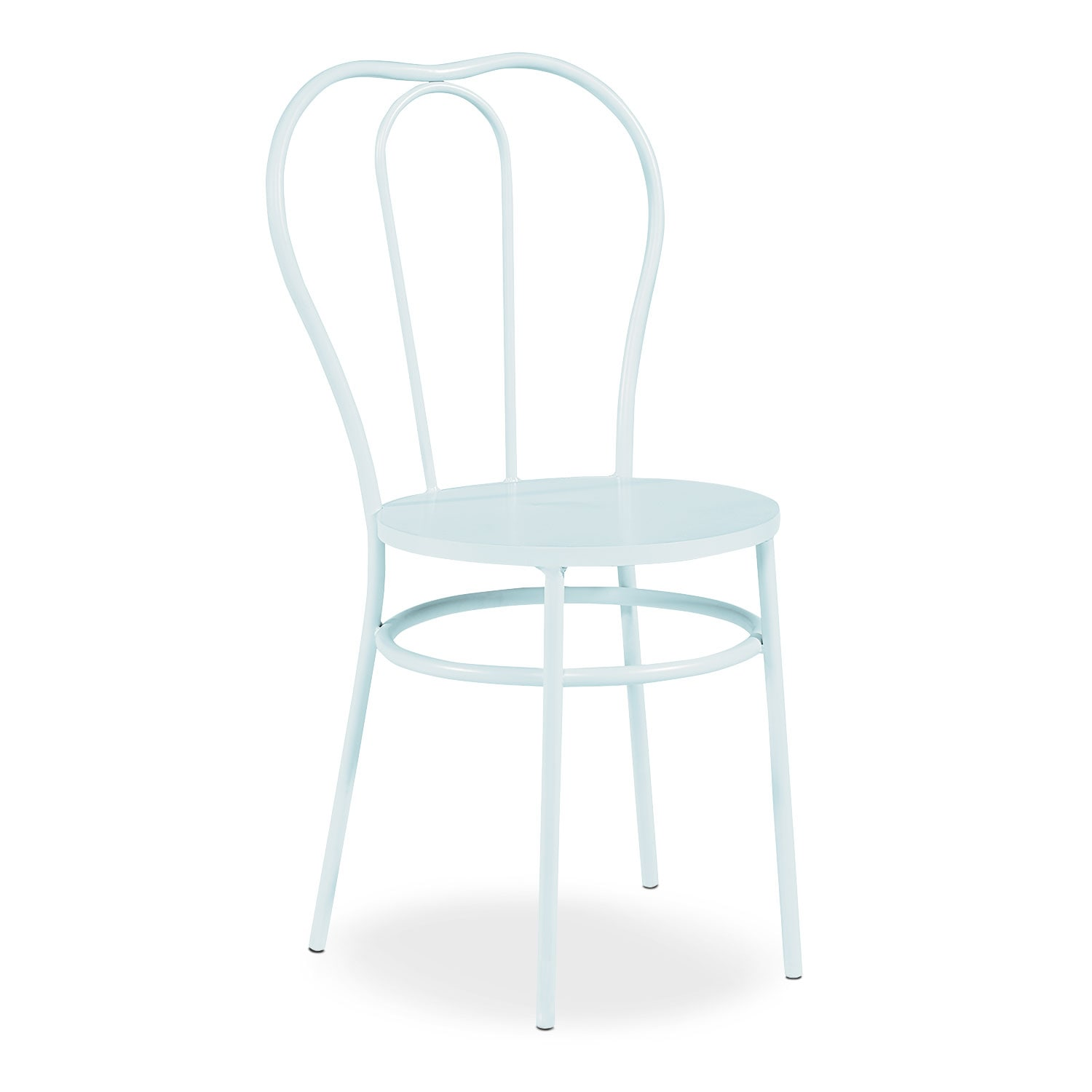 Dining Room Furniture - Bistro Chair - White