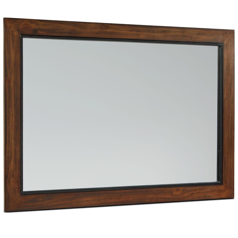 Bedroom Furniture - Framework Mirror