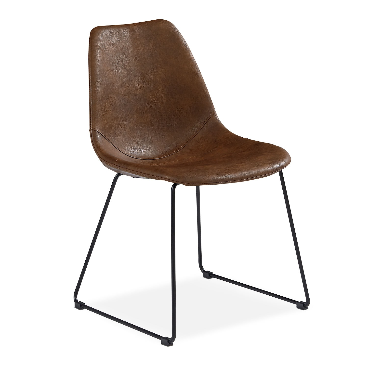 Dining Room Furniture - Molded Shell Side Chair