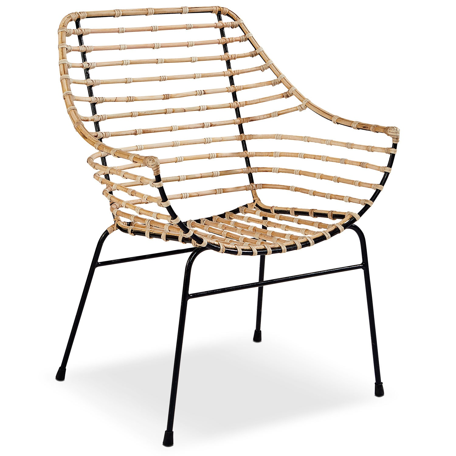 Dining Room Furniture - Entwine Rattan Arm Chair
