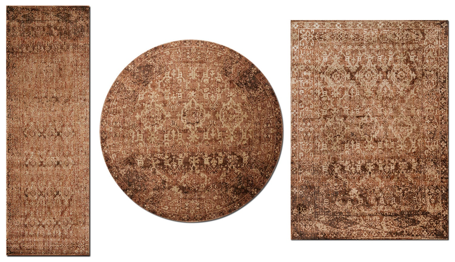 The Kivi Collection - Sand and Copper