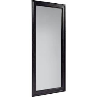 Short Foundry Mirror - Blackened Bronze