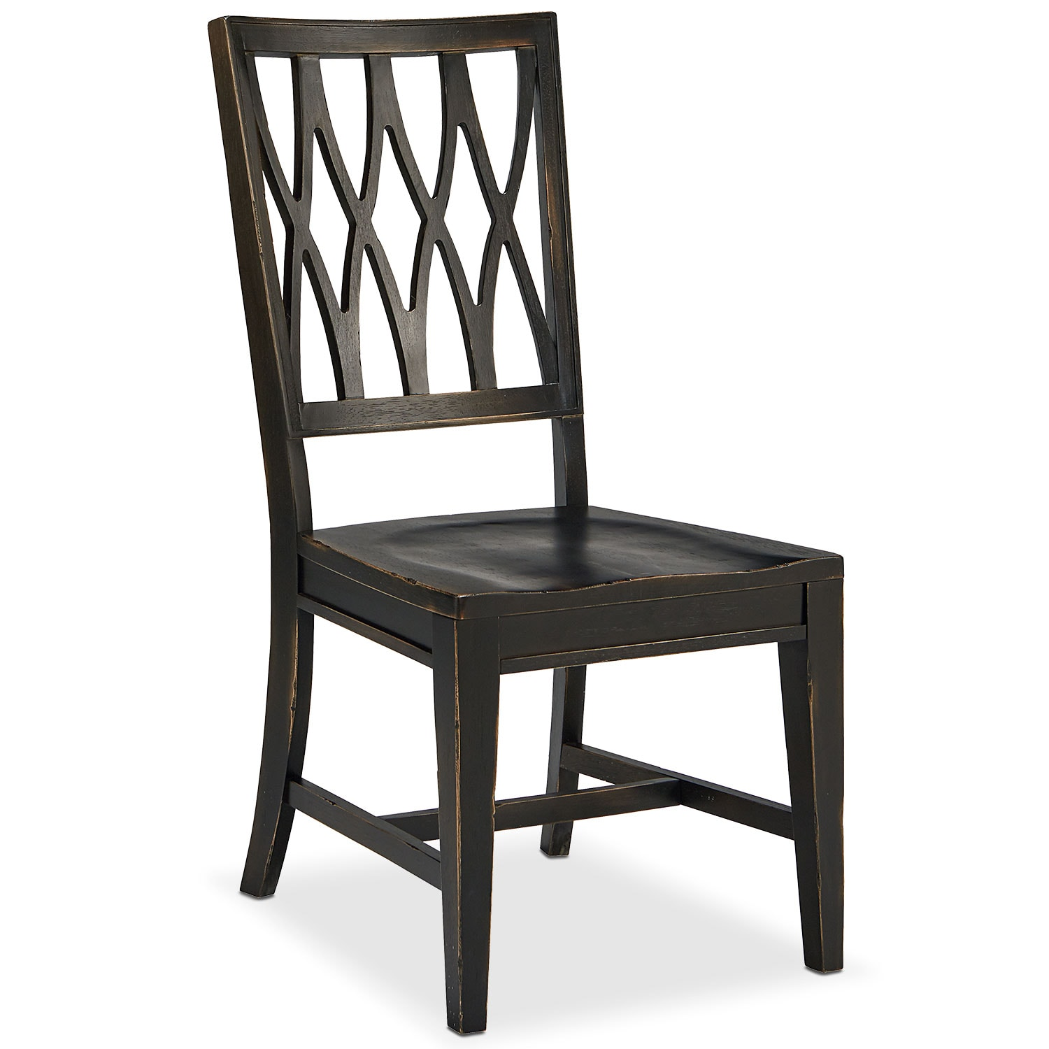 Set of 2 Camden Side Chairs - Chimney