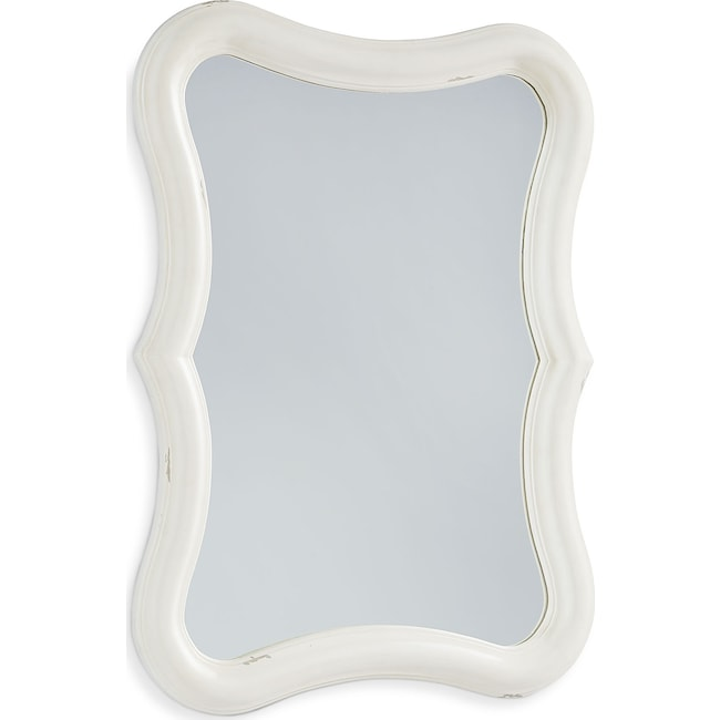 Home Accessories - Silhouette Mirror