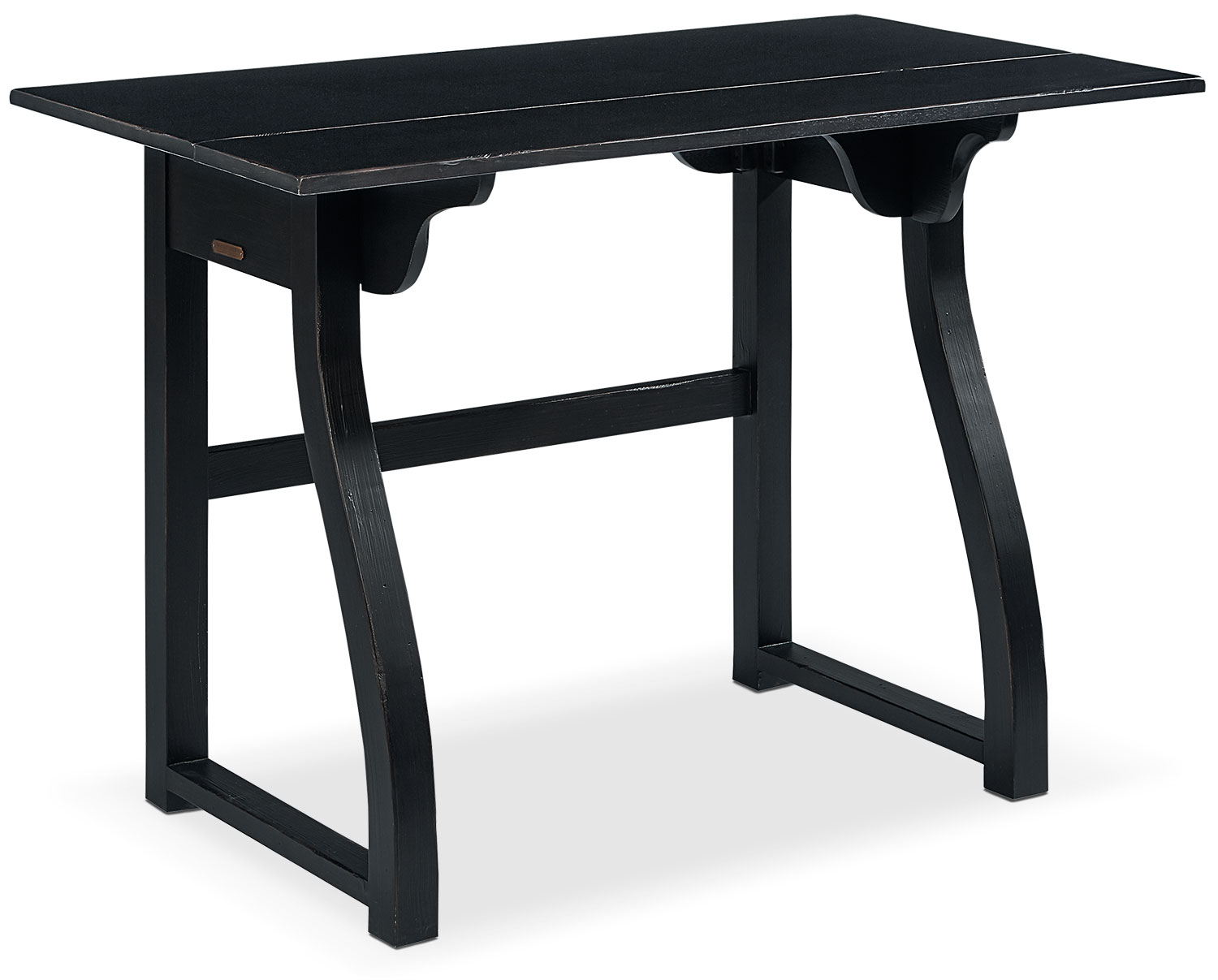 Small Writing Desk - Black