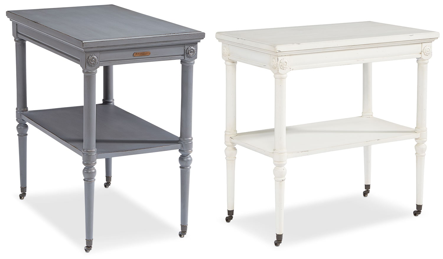The French-Inspired Petite Rosette Table Collection