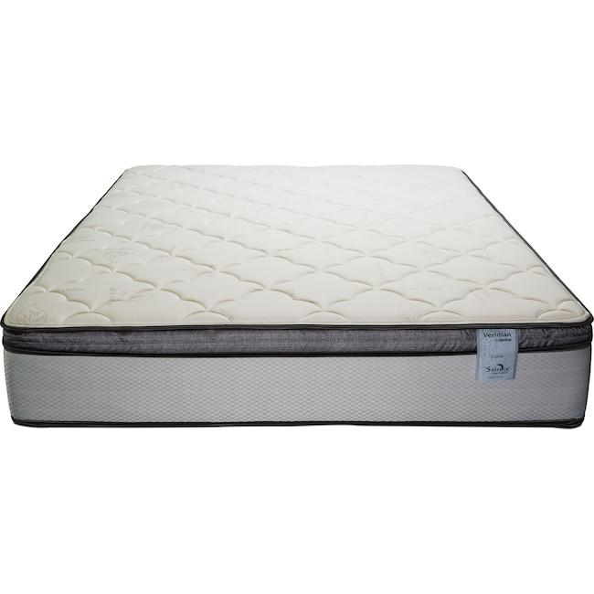 Mattresses and Bedding - Oasis Plush Pillowtop Full Mattress