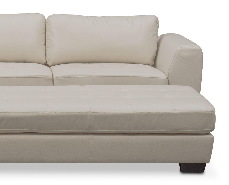 Santana 2 piece sectional with left facing chaise and for 2 piece sectionals with chaise
