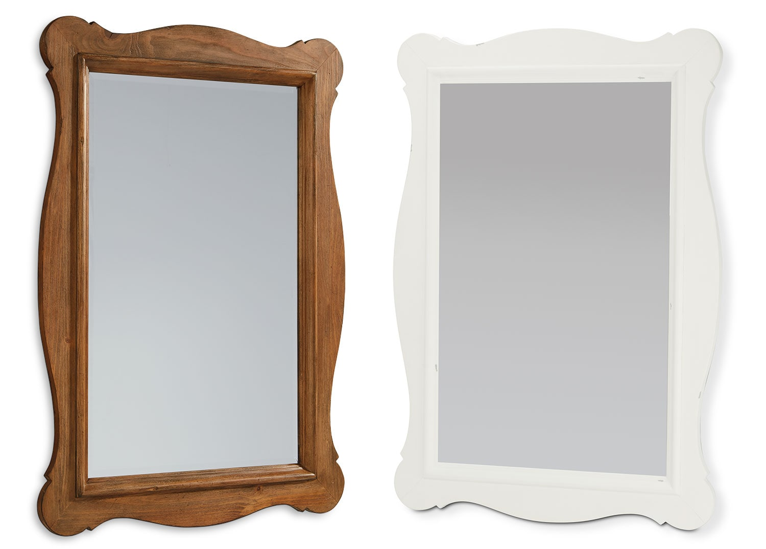 The Farmhouse Curve Mirror Collection