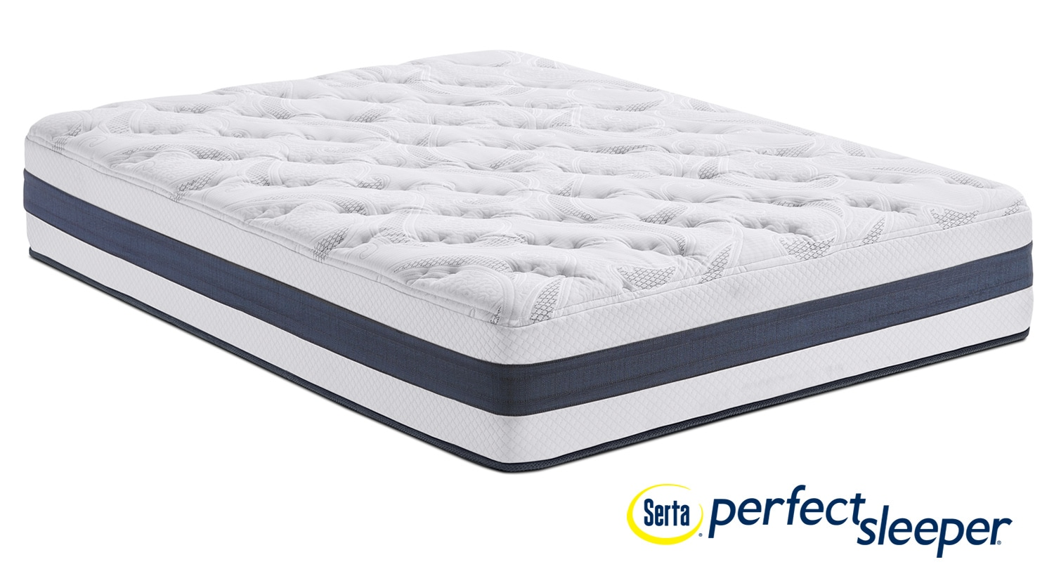 Mattresses and Bedding - Landing Manor Plush Queen Mattress