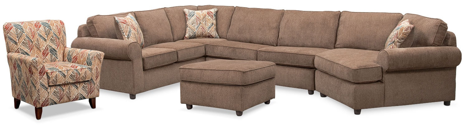 The Lakelyn Collection - Cocoa
