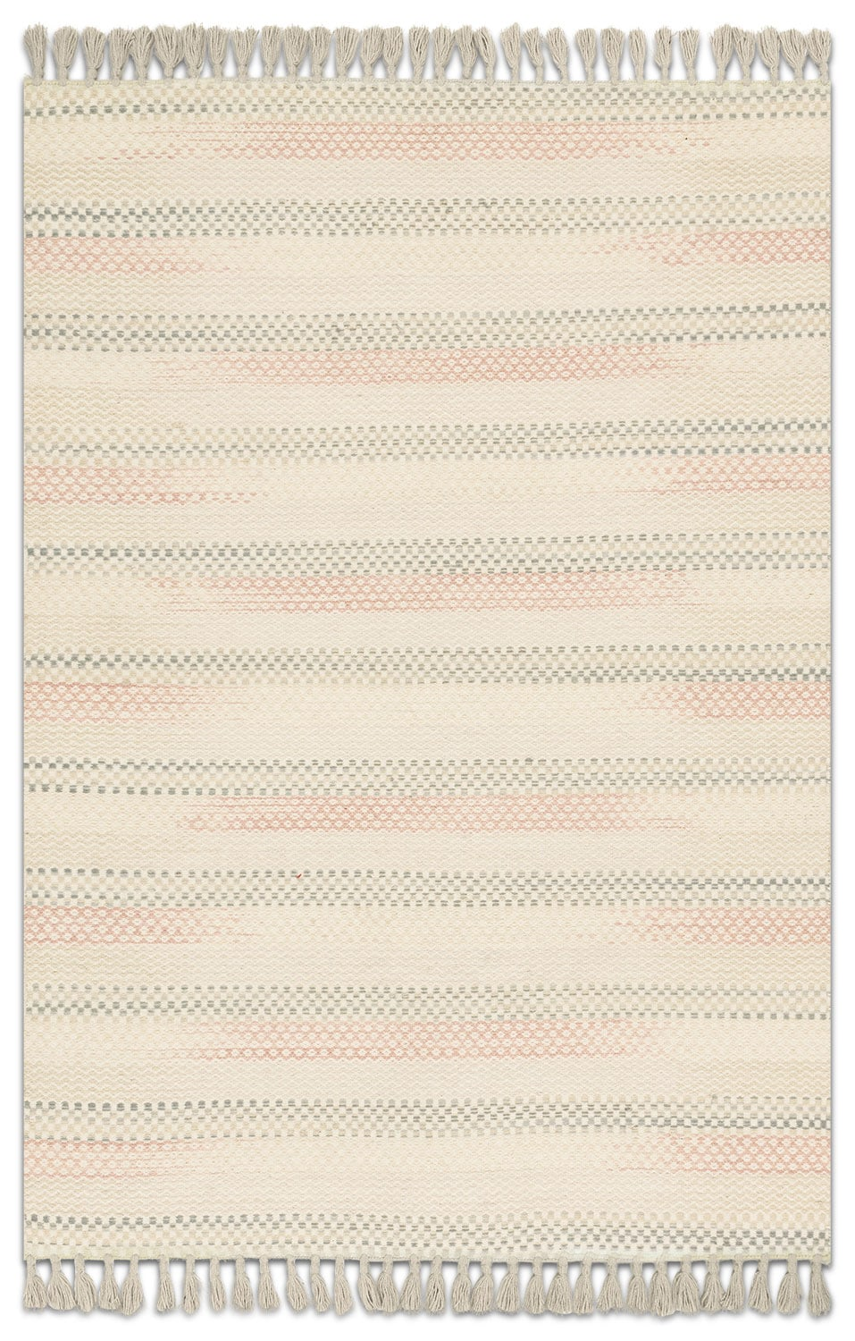 Rugs - Chantilly 8' x 10' Rug - Multi Ivory