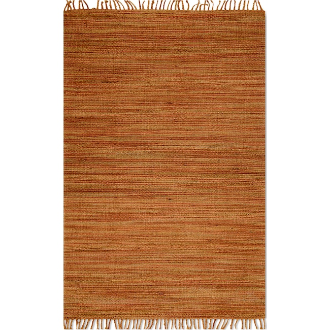 Rugs - Drake 4' x 6' Rug - Spice