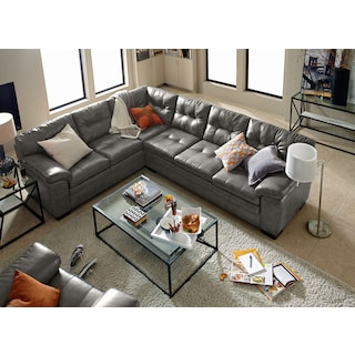 2 Accent Chairs And A Tv And Sectional.Sectional Sofas American Signature