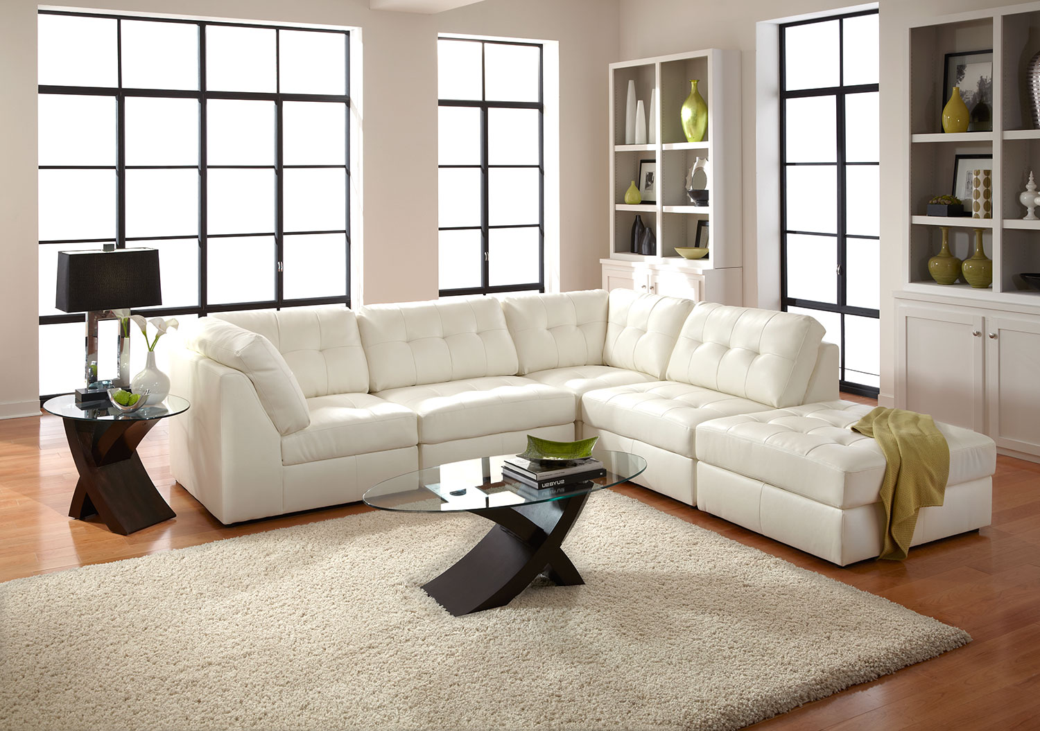 The Cayenne Collection - White