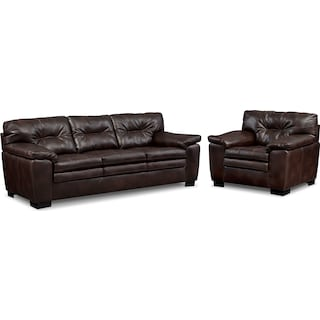 Magnum Sofa and Chair Set