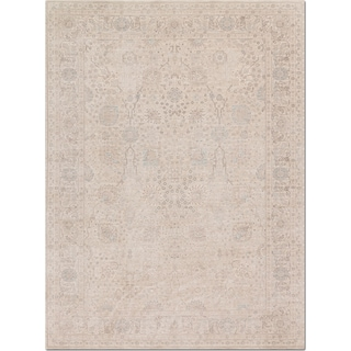 Ella Rose 4' x 6' Rug - Natural