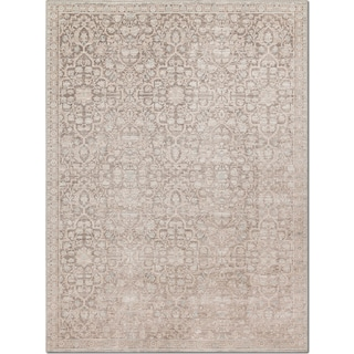 Ella Rose 4' x 6' Rug - Pewter