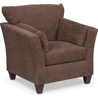 Juno Chair - Chocolate