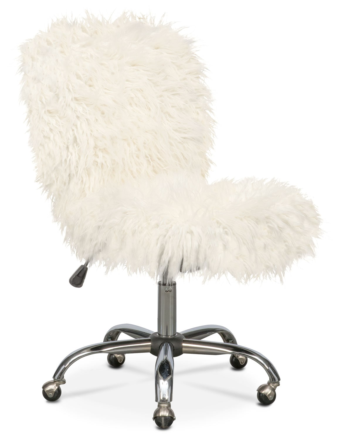 Frenzy Office Chair White