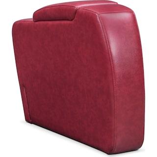 Bravo Storage Console - Red
