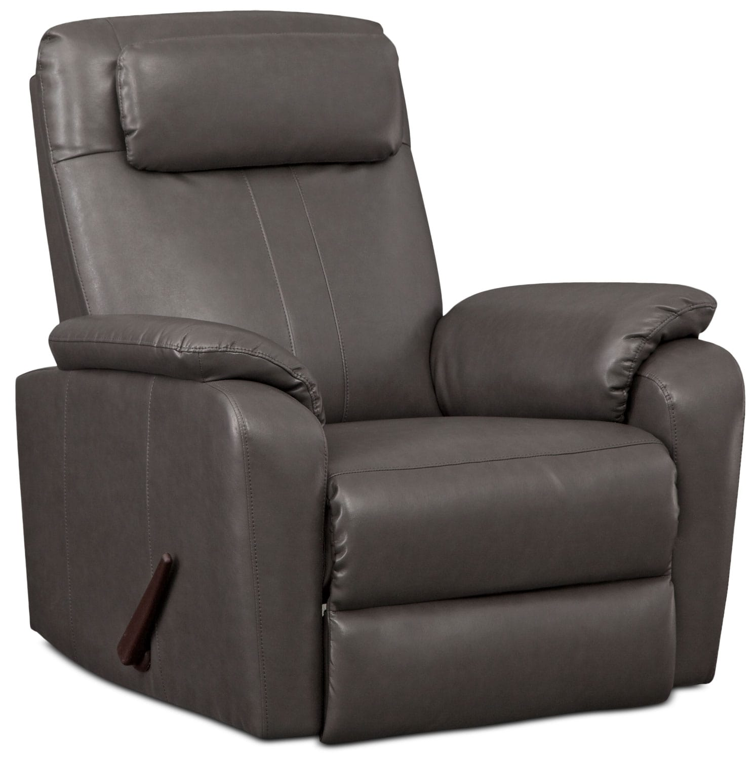 Sparta Rocker Recliner - Gray