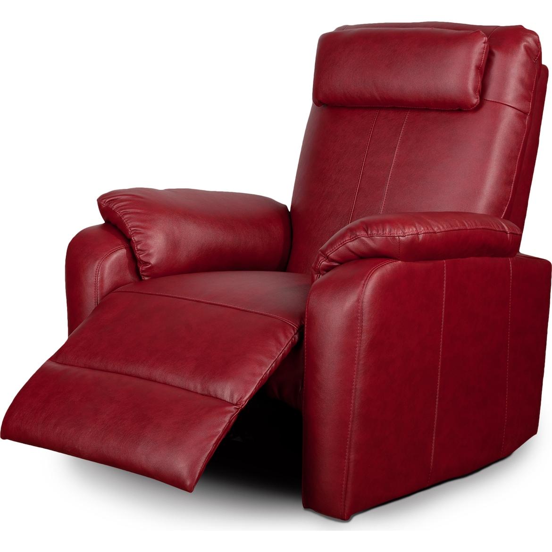 Sparta Rocker Recliner American Signature Furniture
