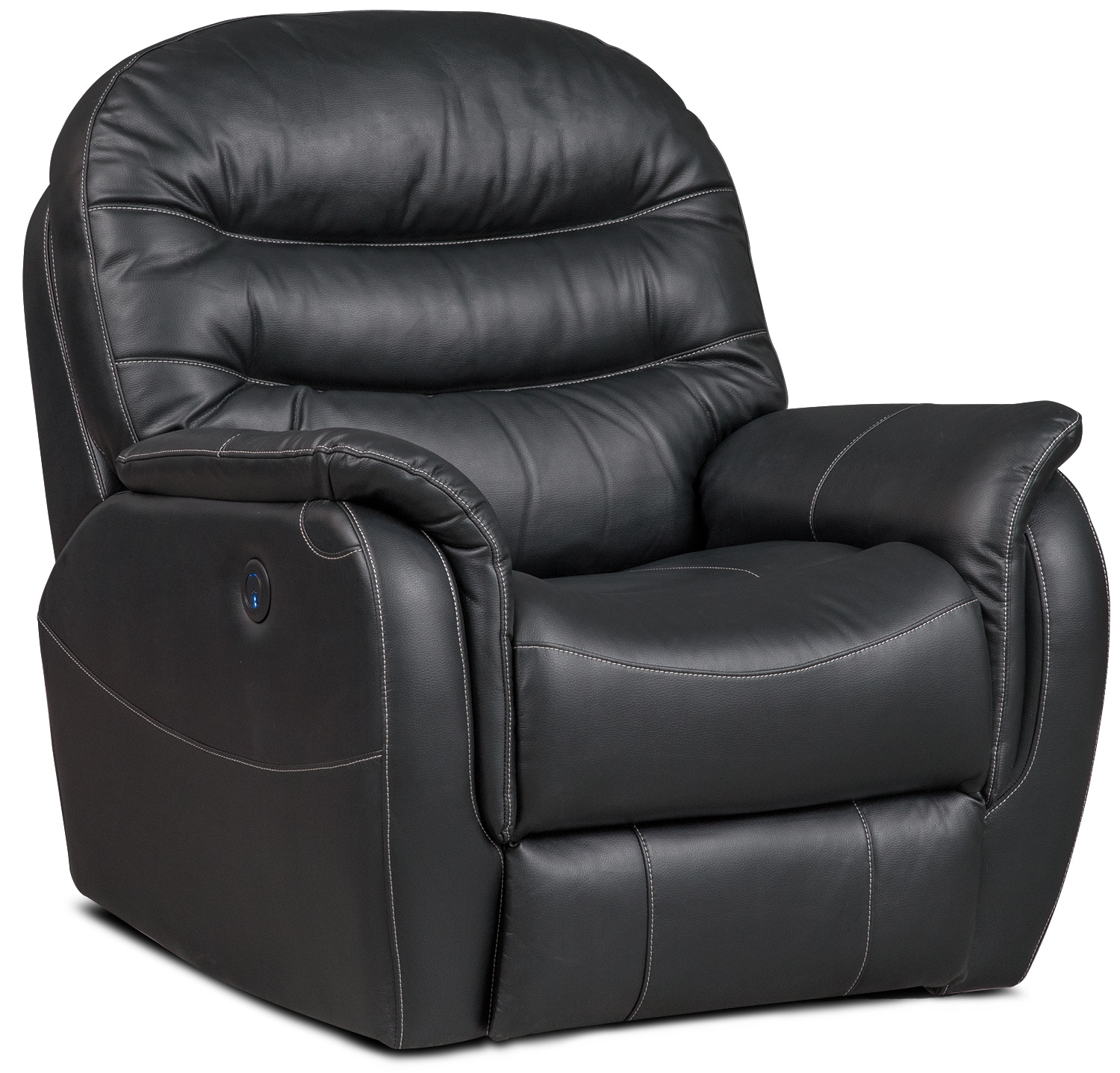 Milo Power Recliner - Black