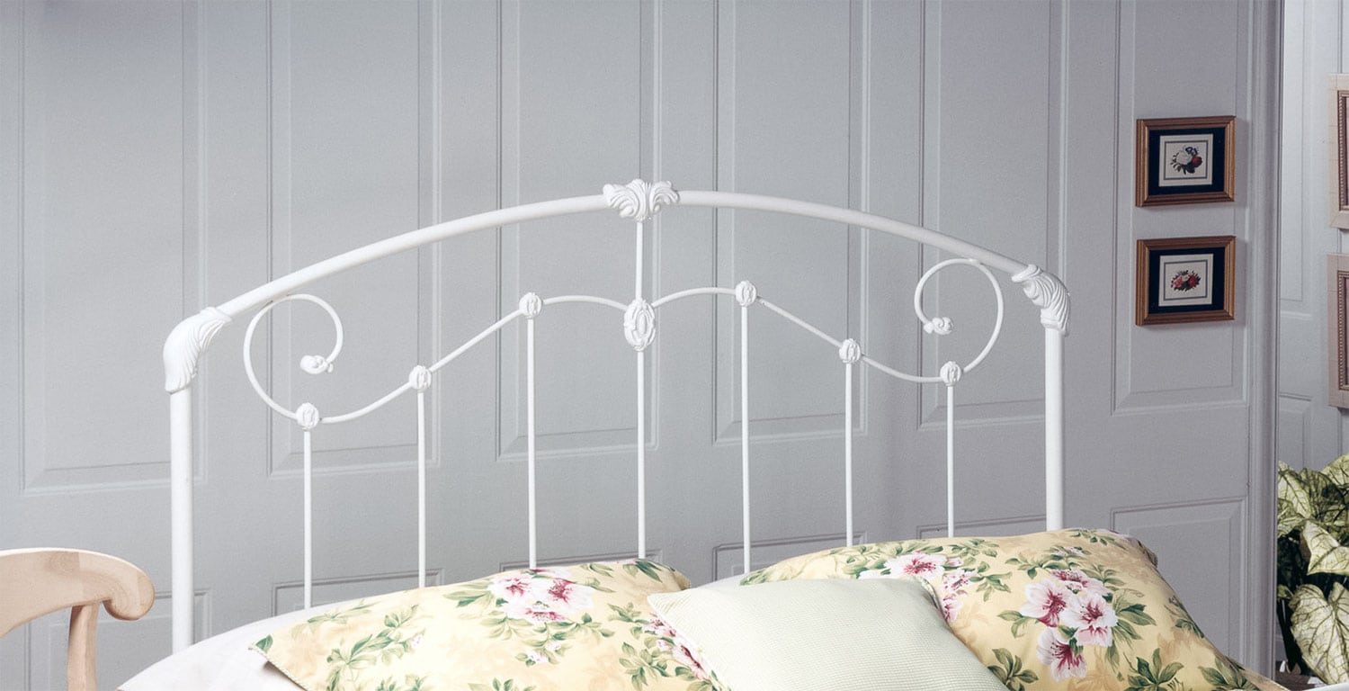 Bedroom Furniture - Maddie Full/Queen Headboard - White